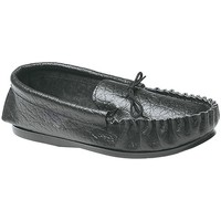 Schuhe Herren Slipper Mokkers  Schwarz