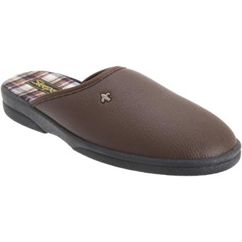 Schuhe Herren Hausschuhe Sleepers Dwight Braun