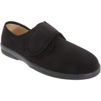 Schuhe Herren Hausschuhe Sleepers  Schwarz