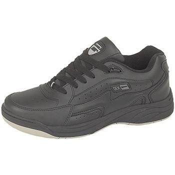 Schuhe Herren Sneaker Low Dek Orleans Schwarz