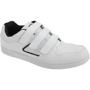 Schuhe Herren Sneaker Low Dek Charing Cross Weiß