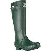 Schuhe Herren Gummistiefel Woodland  Grün
