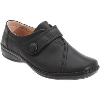 Schuhe Damen Derby-Schuhe Boulevard  Schwarz