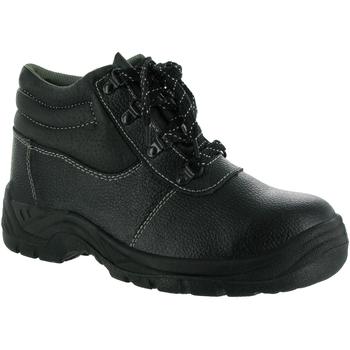 Schuhe Damen Arbeitsschuhe Centek FS330 Schwarz