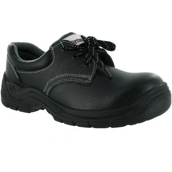 Schuhe Damen Arbeitsschuhe Centek FS337 Schwarz