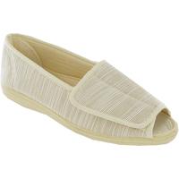 Schuhe Damen Sandalen / Sandaletten Mirak Quimper Beige