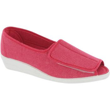 Schuhe Damen Sandalen / Sandaletten Mirak Quimper Rot