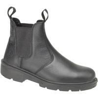 Schuhe Boots Amblers FS116 (BLACK) Schwarz