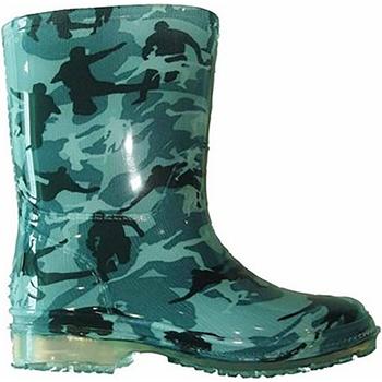Schuhe Jungen Gummistiefel Cotswold PVC KIDS WELLINGTONS Camouflage