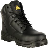 Schuhe Herren Sicherheitsschuh Amblers 006C S3 WP Schwarz