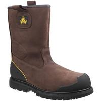 Schuhe Herren Sicherheitsschuh Amblers 223C S3 WP Braun