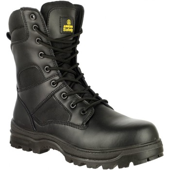 Schuhe Herren Sicherheitsschuh Amblers 009C S3 Schwarz