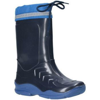 Schuhe Jungen Gummistiefel Mirak SPLASH KIDS BOOT Blau