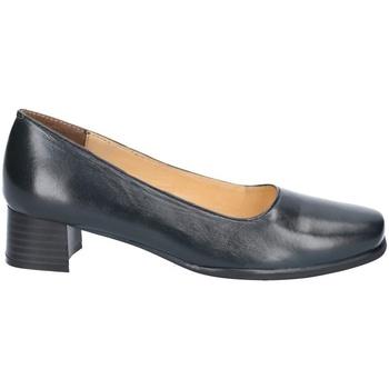 Schuhe Damen Pumps Amblers WALFORD SHOE X WIDE (BLACK/NAVY) Marineblau