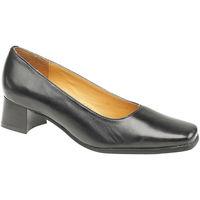 Schuhe Damen Pumps Amblers WALFORD (BLACK/NAVY) Schwarz