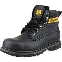 Schuhe Herren Arbeitsschuhe Amblers FS9 Schwarz