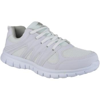 Schuhe Herren Sneaker Low Mirak MILOS MENS LACE Weiß