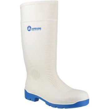 Schuhe Herren Sicherheitsschuh Amblers 98 SAFETY WELLINGTON Weiß