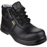 Schuhe Herren Sicherheitsschuh Amblers FS663 Safety ESD Boots Schwarz
