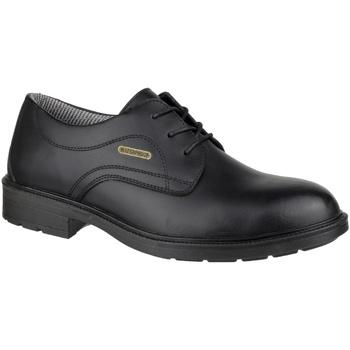 Schuhe Herren Derby-Schuhe Amblers FS62 Waterproof Safety Shoes Schwarz