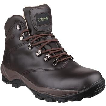 Schuhe Damen Wanderschuhe Cotswold  Braun