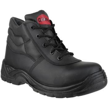 Schuhe Damen Sicherheitsschuh Centek FS30C SAFETY Schwarz