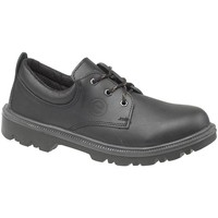 Schuhe Herren Derby-Schuhe Centek FS133 SAFETY Schwarz