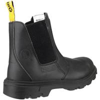 Schuhe Herren Boots Centek FS129 SAFETY Schwarz