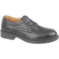Schuhe Herren Derby-Schuhe Amblers FS65 SAFETY Schwarz