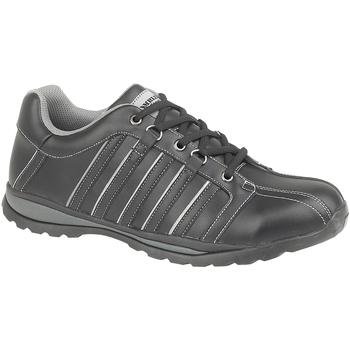 Schuhe Herren Sicherheitsschuh Amblers FS50 Safety Schwarz