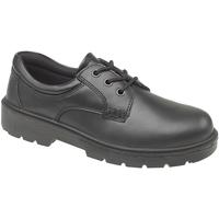 Schuhe Herren Derby-Schuhe Amblers FS38c Safety Schwarz