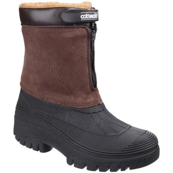 Schuhe Damen Schneestiefel Cotswold Venture Braun