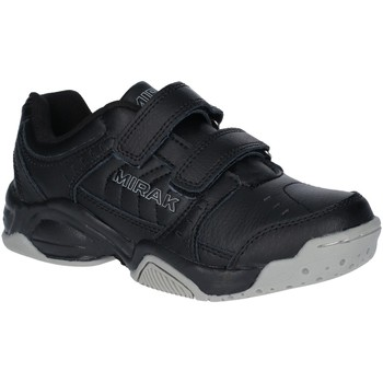 Schuhe Damen Sneaker Low Mirak Contender Lace Schwarz