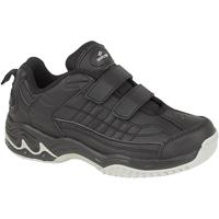 Schuhe Damen Sneaker Low Mirak Contender Schwarz
