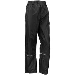 Kleidung Herren Jogginghosen Result RS97 Schwarz