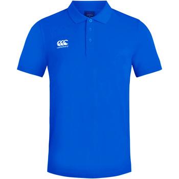 Kleidung Herren Polohemden Canterbury CN220 Königsblau