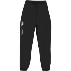Kleidung Herren Jogginghosen Canterbury CN250 Schwarz