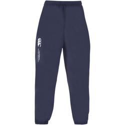 Kleidung Herren Jogginghosen Canterbury CN250 Marineblau