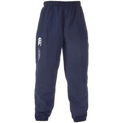 Kleidung Herren Jogginghosen Canterbury CN251 Marineblau