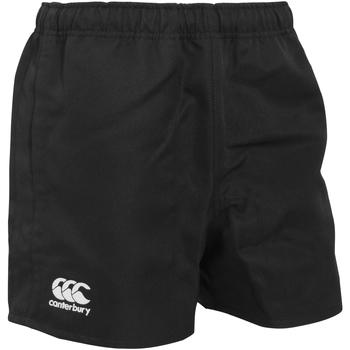 Kleidung Herren Shorts / Bermudas Canterbury CN310 Schwarz