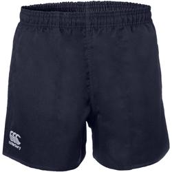 Kleidung Herren Shorts / Bermudas Canterbury CN310 Marineblau