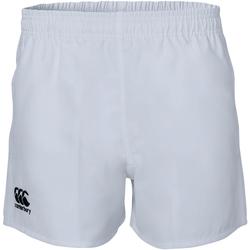 Kleidung Herren Shorts / Bermudas Canterbury CN310 Weiß