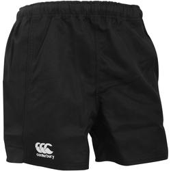 Kleidung Herren Shorts / Bermudas Canterbury Advantage Schwarz