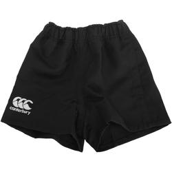 Kleidung Kinder Shorts / Bermudas Canterbury CN310B Schwarz