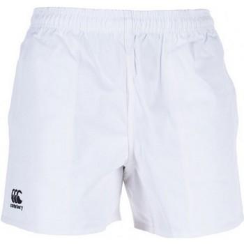 Kleidung Kinder Shorts / Bermudas Canterbury CN310B Weiß