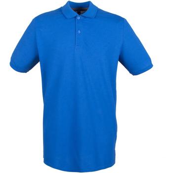 Kleidung Herren Polohemden Henbury HB101 Königsblau
