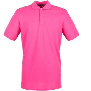 Kleidung Herren Polohemden Henbury HB101 Fuchsia