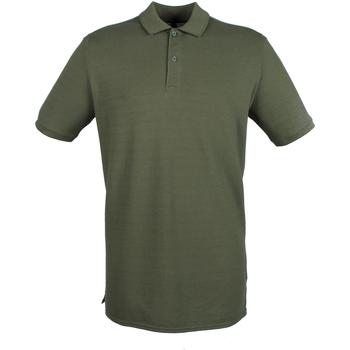 Kleidung Herren Polohemden Henbury HB101 Olive