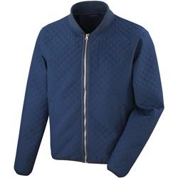 Kleidung Herren Jacken Result RS405M Marineblau