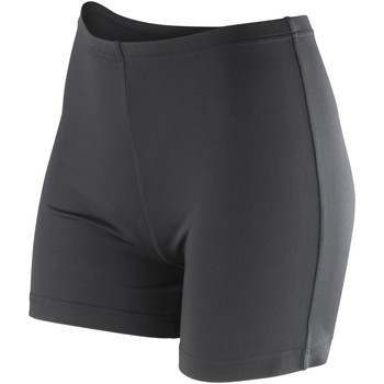Kleidung Damen Shorts / Bermudas Spiro Softex Schwarz